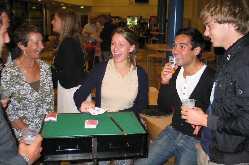 tafel goochelaar